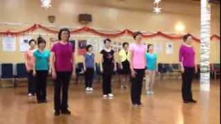 Shambala Line Dance