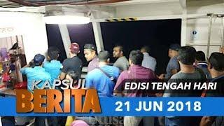 400 penumpang terkandas lebih tujuh jam di perairan Kuala Perlis