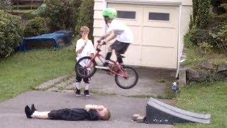 FAILS and MOMENTS that will make you LAUGH SUPER HARD - Funny KID & BABY videos