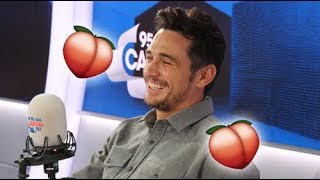James Franco Talks About Getting Naked In