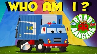 road rangers | kids show | children cartoon | preschool shows