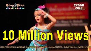 Ek Do Teen Song   Jacqueline Fernandez   Cute Girl Dance Performance   Step2Step Dance Studio