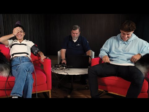 The Lie Detector With Noah Beck The Dixie D Amelio Show