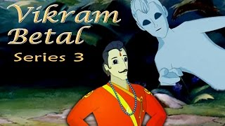Vikram Aur Betaal Ki Kahaniya | Kids Animated Hindi Series 3