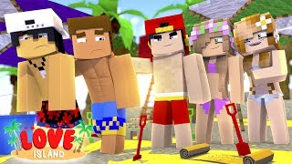 Minecraft - LOVE ISLAND - ROPO HAS THE LAST LAUGH AT DONNY & RAVEN!!