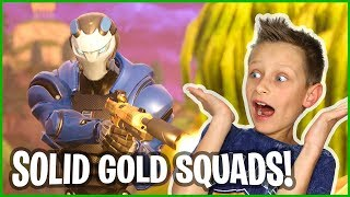 New Solid Gold v2 in SQUADS!