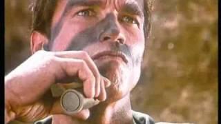COMMANDO (1986) - Arnold Schwarzenegger - bande-annonce VF Francais