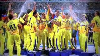 CSK I am the champion - Fan made video