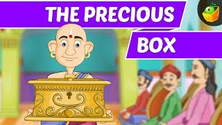 The Precious Box | Tenali Raman In English | Animated Stories For Kids