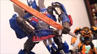 Transformers Darkness Within/ Stop  motion series/ Part 1