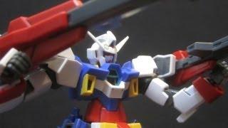 HG Age-2 Double Bullet (Part 4: Verdict) Gundam Age gunpla model review