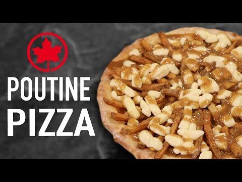 DIY POUTINE PIZZA CANADA VS US