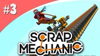 GROOTSTE RAKET MET LAGG! (Scrap Mechanic)
