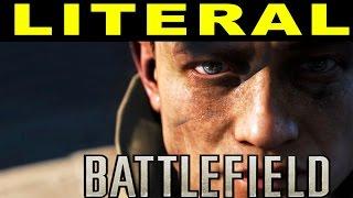 LITERAL BATTLEFIELD 1 Official Reveal Trailer