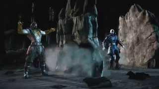 Mortal Kombat X: Tremor Official Trailer