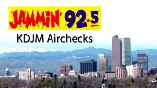 Jammin' 92.5 Airchecks (2003)