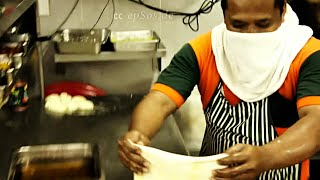 How to cook the Best Roti Prata.