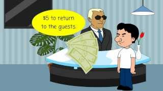 Riddles and Answers - #21 HOTEL ROOM RATE