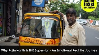 Why Rajinikanth is THE Superstar - An Emotional Real Life Journey | From Billa to Kabali
