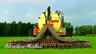 New tecnology in agricultural machine 2016