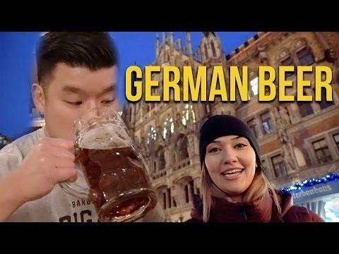 watch GETTING DRUNK IN GERMANY
