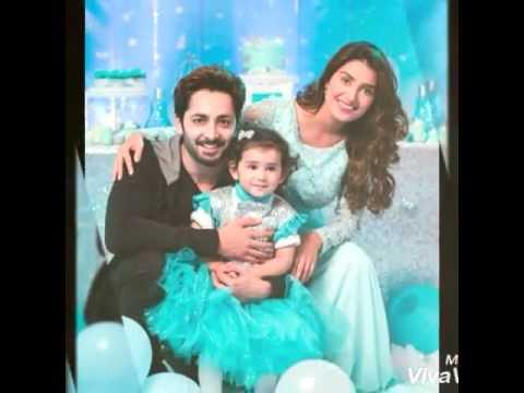 Aiza Khan's Birthday  Exclusive  video