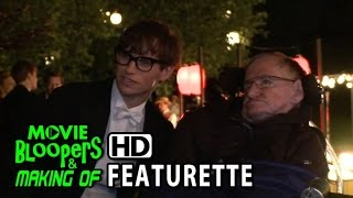 The Theory of Everything (2014) Featurette - Stephen Hawking's Set Visit