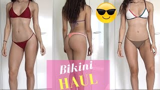 Bikini Haul for the Adventurous, Cheeky and PG