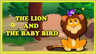 The Lion And The Baby Bird--Animated English Stories