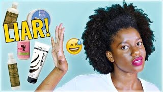Natural Hair Products: BEAUTIFUL LIARS!!!!   Product Junkie Diaries