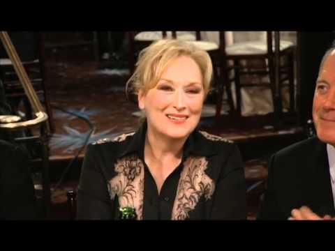 Meryl Streep wins Best Actress Drama at Golden Globes 2012