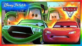 CARS 3: Driven to Win ★★ CHICK HICKS TAKEDOWN ★★ Antawakuna 3 ★ カーズ3 ★ Колите 3 ★ Verdák 3