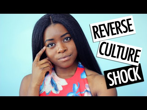 watch REVERSE CULTURE SHOCK: FROM ITALY BACK TO USA