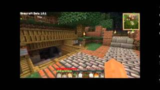 Minecraft Ville Romaine part 1