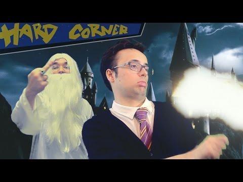 Le Meilleur Jeu Harry Potter ? ft. LinksTheSun & Bob Lennon - Hard Corner par Benzaie TV