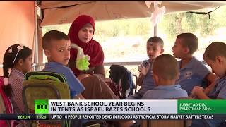 Demolition of education: Israel razes EU-funded schools in West Bank