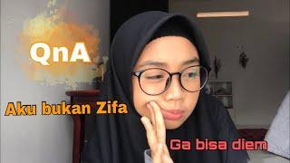 #QnA  || Itszifa