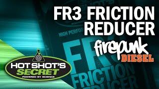 Hot Shot's Secret Dyno Testing: FR3 Friction Reducer with Firepunk Diesel