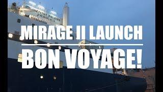 Bon voyage, Marion Dufresne! - [MIRAGE RESEARCH CRUISE]