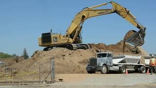 Truck Videos for Children: Excavator, Dump Truck, Bulldozer, Skid Steers | Trucks for Kids