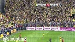 أهداف مباراة بوروسيا دورتموند وبايرليفركوزن [ الجولة الأولى من الدوري الالماني 23-8-2014 ]