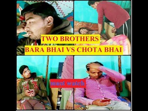 Xxx Mp4 Two Brothers Bara Bhai Vs Chota Bhai Chandan Satvaya Hindi 3gp Sex