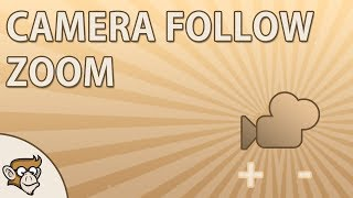 How to make a Camera Follow System - Zoom | Unity C#