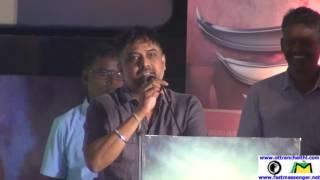 Kalaipuli S. Thanu , Lingusamy , Vijay Milton Speech In Bongu Audio Launch