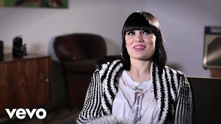 Jessie J - Meeting Cyndi Lauper: Interview, Pt. 4 (VEVO LIFT)