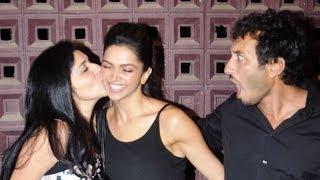 Do You Think Bollywood Actor Deepika Padukone Is Lesbian?