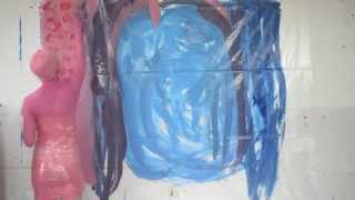 Art Performance - Energy - Bozica Milojevic