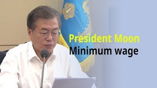 President Moon apologizes for not keeping his campaign pledge