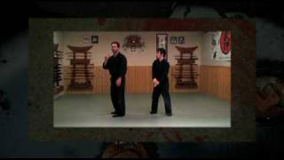Ninja Self Defense: Everyday Concepts Part 2, Gun & Knife Attack, Ninjutsu, Bujinkan