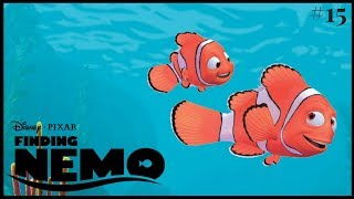 Finding Nemo - Part 15 (Whale Chase) Walkthrough - PS2/XBOX/GCN